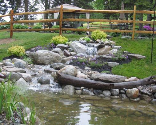 Pond repair leak detection bucks doylestown pa for Koi pond maintenance near me